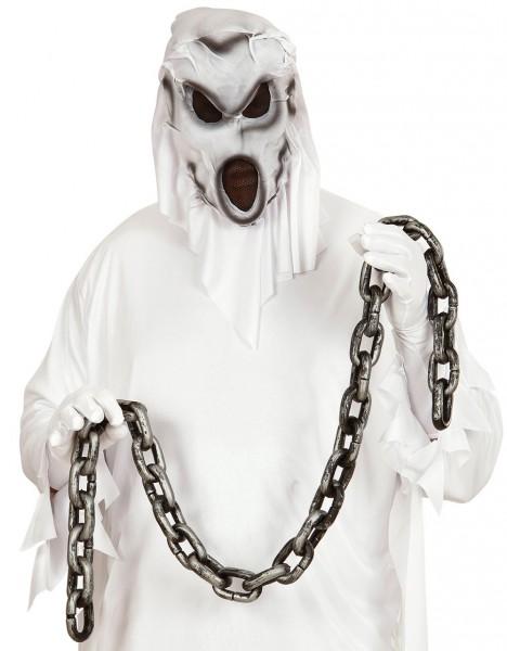 Authentische Deko Eisenkette 150cm