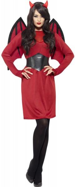 Costume da diavolo Tamara