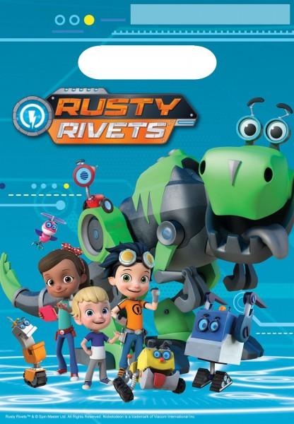 8 Rusty Rivets Geschenktüten