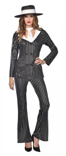Costume da Gangster Lady Lou