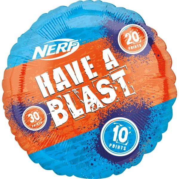 XL Nerf Have a Blast Folienballon