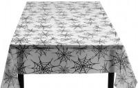 Spiderweb Spinnen Tischdecke 1,35 x 2,75m