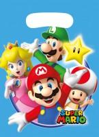 8 Super Mario Family Geschenktüten