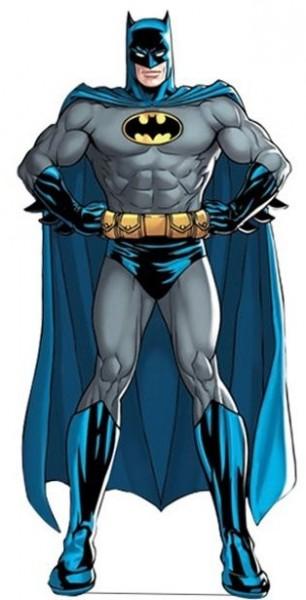 Batman Pappaufsteller 1,95m