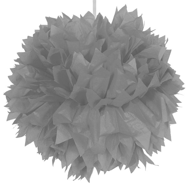 Pompon Silvie 30 cm