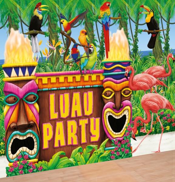 Beach Party Flamingo Pinata for Luau Party