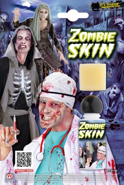 Zombie Haut Spezial Make-Up