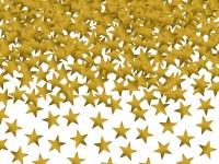 Goldenes Sternen Konfetti 30g