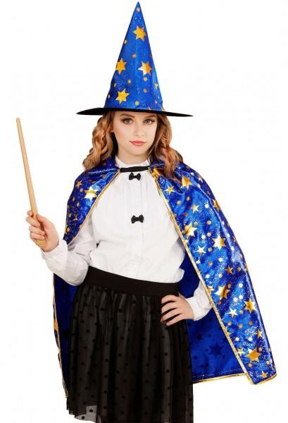 Conjunto de disfraz de mago Starshine