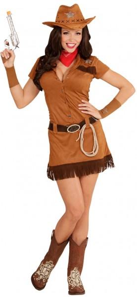 Amelia Cowgirl Kostüm 1