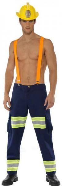 Brandweerman broek Sebastian