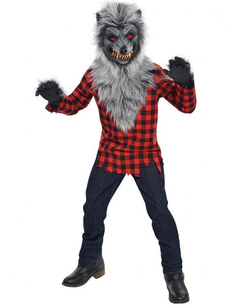 Howling Werewolf Costume Children's