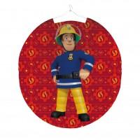 Feuerwehrmann Sam SOS Lampion 25cm