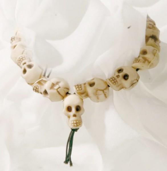 Totenkopf Sammy Armband
