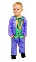 Baby Comic Joker Kinderkostüm