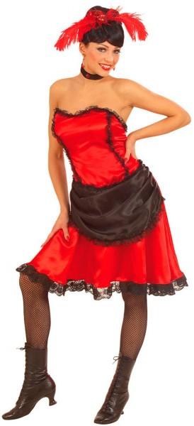 Saloon Dame Salina Kostüm