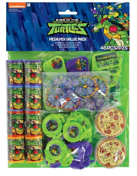48 Ninja Turtles Adventure Mitgebsel