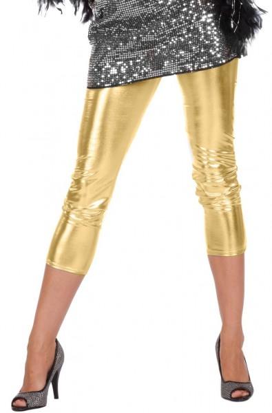 Gouden feestnacht legging