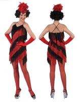 20er Jahre Flapper Tänzerin Fiona Kostüm