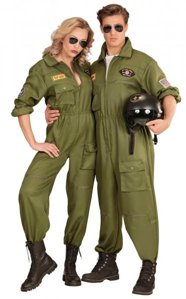 US Army Pilotenlady Damenkostüm 3