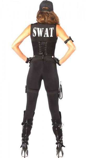 Agentin SWAT Damenkostüm