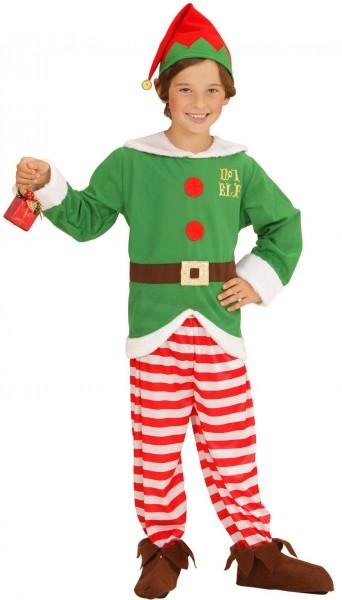 Christmas elf costume for kids