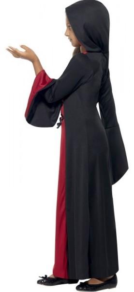 Gothic Lady Vampir Kostüm für Mädchen