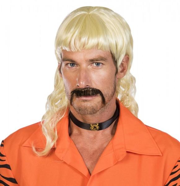 Tiger Joe Perücke blond