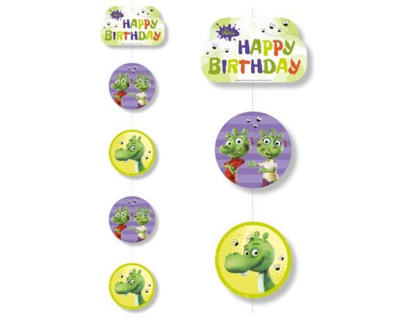 La suspensión de techo Olchis Happy Birthday