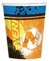 8 Becher Nerf Have a Blast 250ml