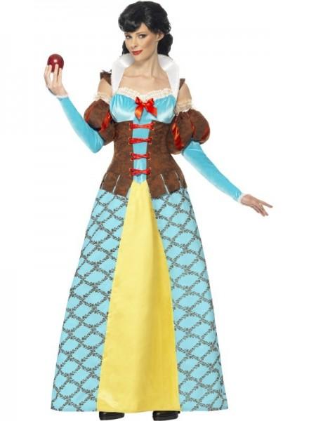 Traumhafte Märchenprinzessin Damenkostüm