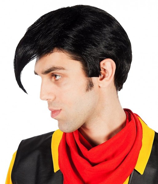 Lucky Luke wig for adults