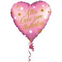 Alles Liebe zum Muttertag Folienballon 43cm