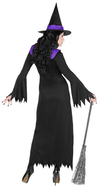 Déguisement sorcière Loredana femme
