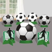 7 Fußball Game Time Aufsteller