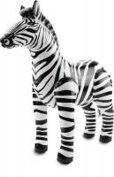 Aufblasbares Zebra 60cm