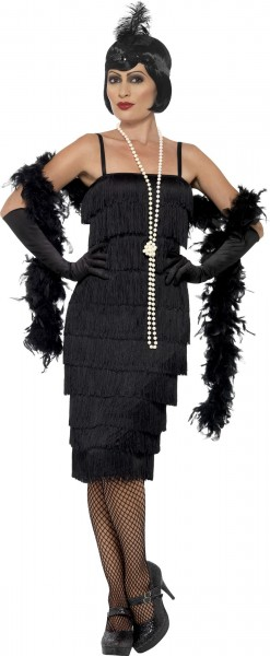 1920s fringed dress Bonny