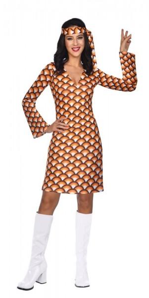 Hippie Girl Jewel Costume Women's