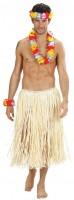 Blumige Nalani Hawaiikette Mit Stirn- Und Armband