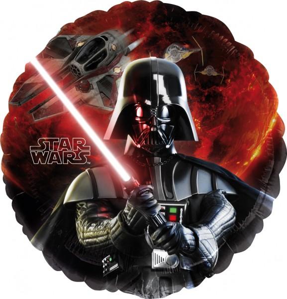 Folienballon Star Wars Darth Vader