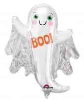 Stabballon Spukender Halloween Geist Boo