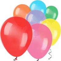 100 Bunte Luftballons Rumba 12,7cm