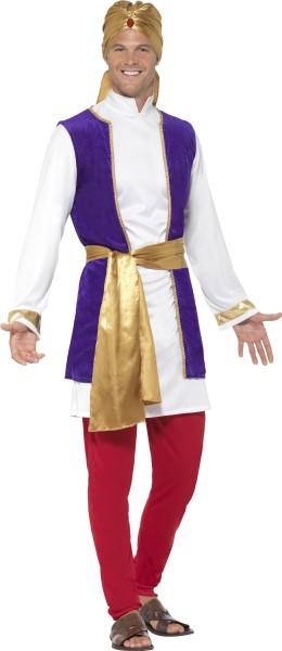 Arabischer Prinz Sultan Herrenkostüm