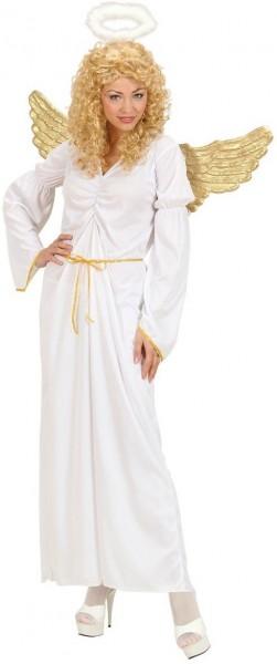 Disfraz de dulce ángel Vania para mujer