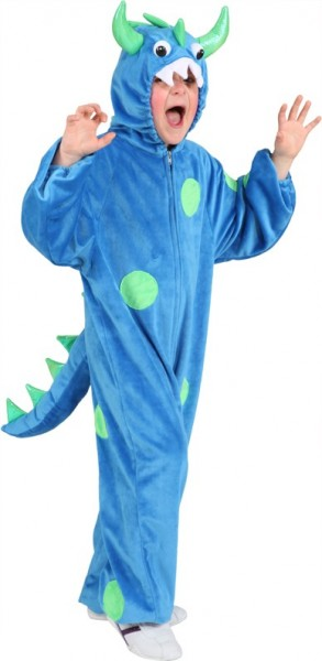 Blue Ivy Monster Kinderkostüm