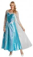 Frozen Elsa Damenkostüm