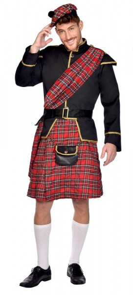 Scottish Angus Costume for Men