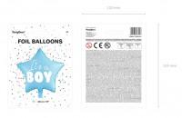 Baby Prinz Sternballon 48cm