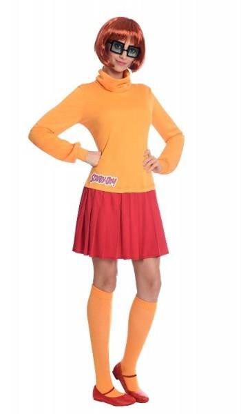 Scooby Doo Velma Kostüm für Damen