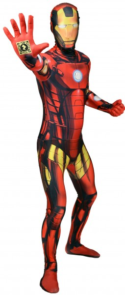 Iron Man Superhelden Morphsuit